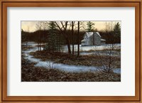 In the Shadow of Winter Fine Art Print