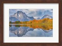 Oxbows Autumn Fine Art Print