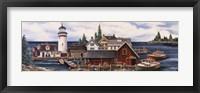 Wide Harbor Fine Art Print