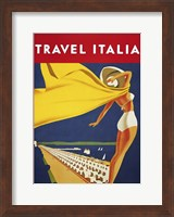 Travel Italia Fine Art Print