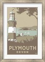 Plymouth Fine Art Print