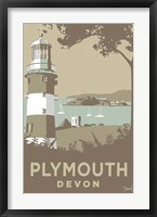 Plymouth Fine Art Print
