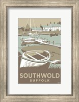 Southwold Harbour 1 Fine Art Print