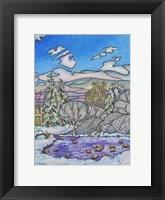 Winter Serenity Fine Art Print