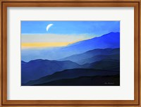 Blue Mountains Fine Art Print