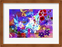Color Explosion 8 Fine Art Print