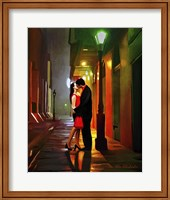 Kissing Goodnight Fine Art Print