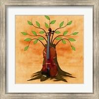 Music Tree Fine Art Print