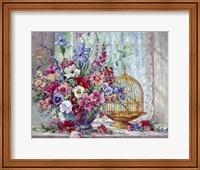 Victorian Blossoms Fine Art Print