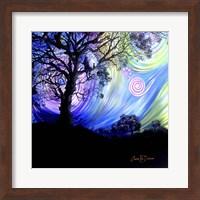 Aurora Borealis Dreaming Fine Art Print