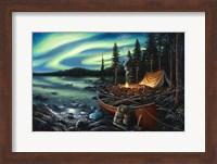 Campfire Memories Fine Art Print