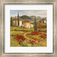 Tuscan Dream I Fine Art Print