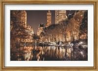 Central Park Glow Fine Art Print