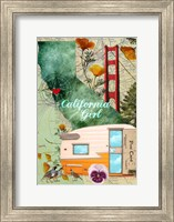 California Girl Fine Art Print