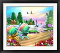 Pine Island Fine Art Print