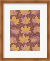 Pattern of Leaves Fine Art Print