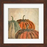 Fall Pumpkins Fine Art Print