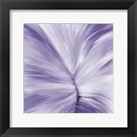 Stiches of Violet Fine Art Print