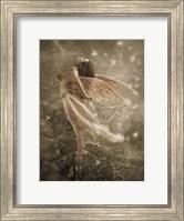 Winged Fairie I Fine Art Print