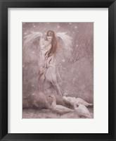 Winged Fairie II Fine Art Print