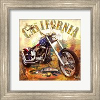 California Chopper Fine Art Print