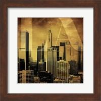 Golden LA Fine Art Print