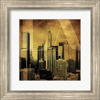 Golden LA Fine Art Print
