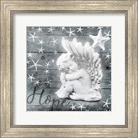 Angel Of Hope Fine Art Print