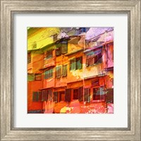 Architectural Color 1 Fine Art Print