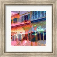 Architectural Color 2 Fine Art Print