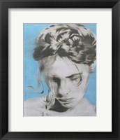 The Real Blue Fine Art Print