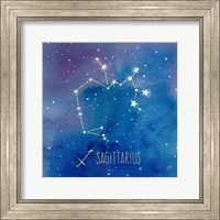 Star Sign Sagitarius Fine Art Print