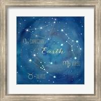 Star Sign Earth Fine Art Print