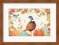 Falling for Fall II Fine Art Print