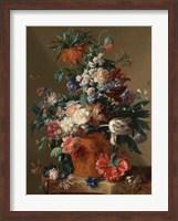 Jan van Huysum, Vase of Flowers Fine Art Print