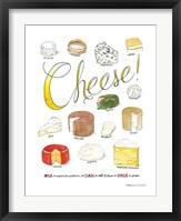 Cheese Fine Art Print