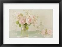Vintage Roses Still Life Fine Art Print