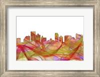 Atlantic City NJ -Summer Swirl Fine Art Print