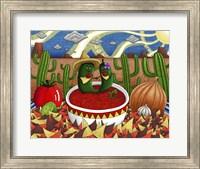 Chips and Salsa Fine Art Print