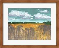 Autumn Wheat Fine Art Print