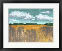 Autumn Wheat Fine Art Print