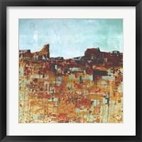 Desert Landscape Fine Art Print