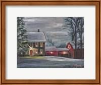 Sterling Hill Twilight Fine Art Print