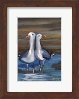 Lovebirds II Fine Art Print