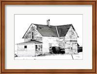 Old House Fine Art Print