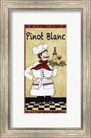 Chefs - Pinot Blanc Fine Art Print