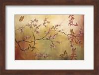 Butterfly Santuary - A Fine Art Print