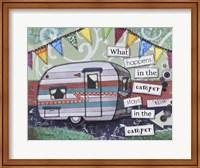 Happy Camper Fine Art Print