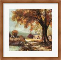 Autumn Memories 2 Fine Art Print