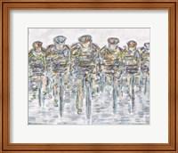 Cycling 348 Fine Art Print